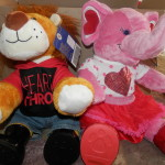 Valentine's Day Fun with Build-a-Bear