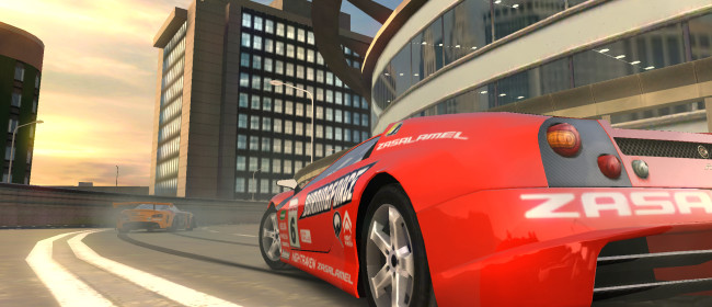RIDGE RACER™ SLIPSTREAM OUT NOW ON GOOGLE PLAY!