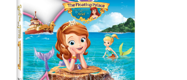 Sofia The First: Floating Palace Review, Clips & Activity Sheets
