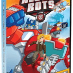 Transformers Rescue Bots: Heroes on the Scene Review