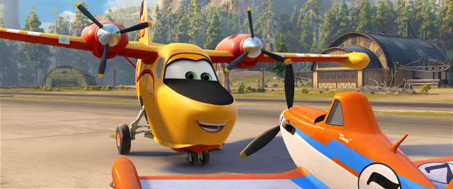 Disney Planes Fire & Rescue Printables