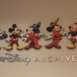 Inside the Walt Disney Archives & Studio Walking Tour