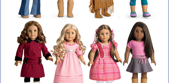 American Girl Doll Giveaway Event