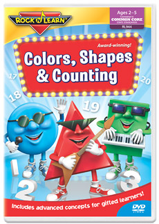 Colors-Shapes-Counting