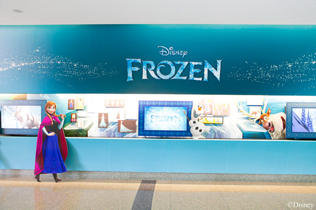 Walt Disney Studios Announces the return of Frozen