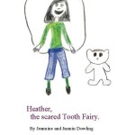 Heather, The Scared Tooth Fairy Book Review