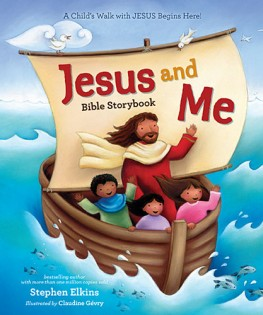 Jesus & Me Bible Storybook Review/Giveaway