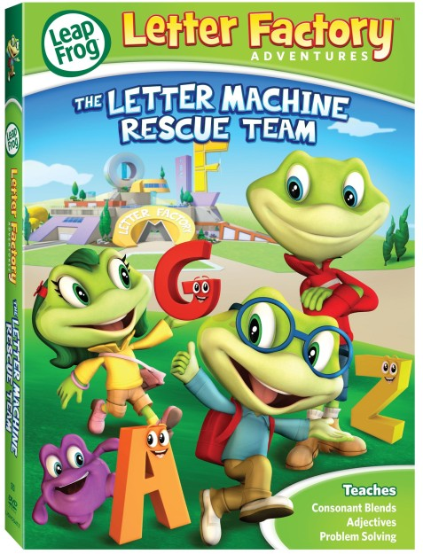 leapfrog letter factory dvd leap frog letter factory adventures review 22719
