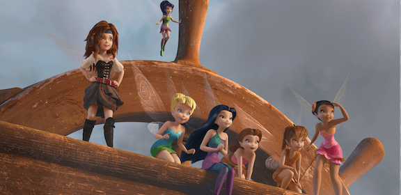 The Pirate Fairy Sneak Peek