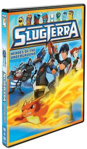 Slugterra DVD Review