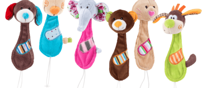 Nuby Plush Character Pacifinder Review