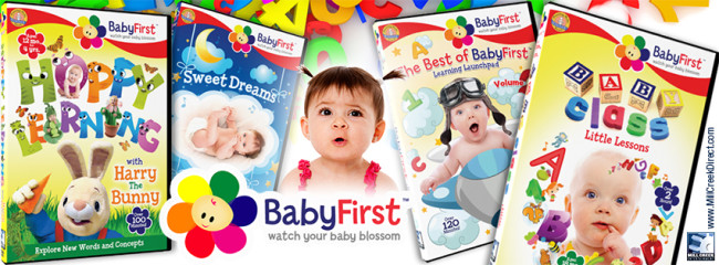 BabyFirst DVD Review
