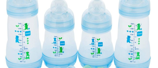 MAM Baby Anti-Colic Bottles Review