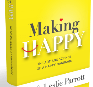 Making Happy Book Tour