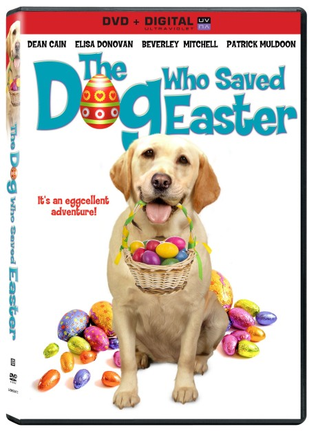 The Dog Who Saved Easter DVD Review
