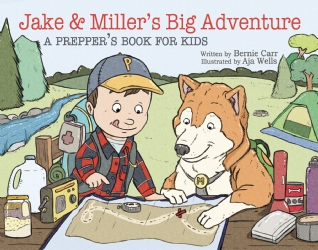 Jake & Miller's Big Adventure Book Review