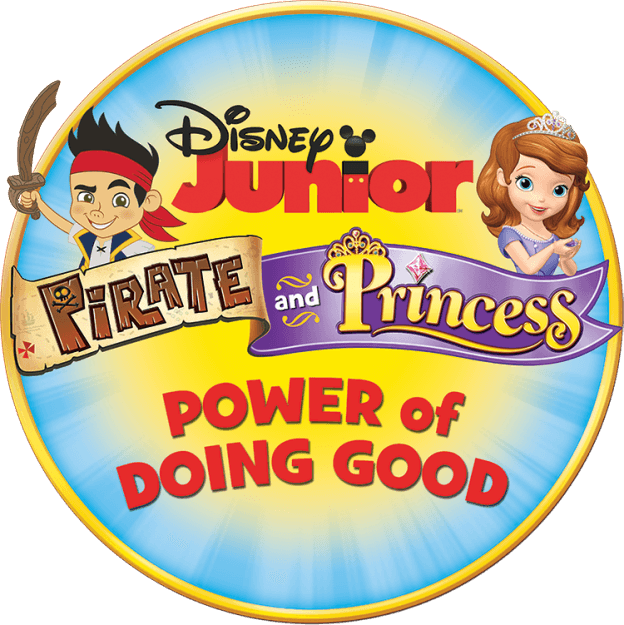 Disney Junior's Pirate and Princess Summer