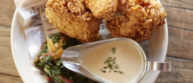 Chef Jeff Kreisel's Famous Fried Chicken