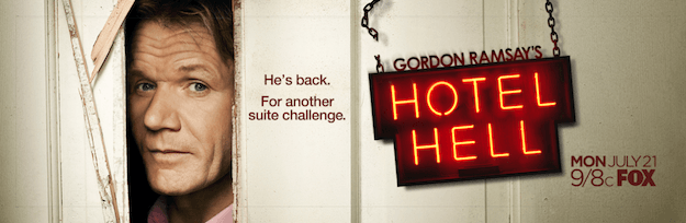 Hotel Hell Season Two Premieres July 21st on Fox