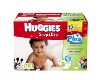 Sponsored: Huggies Costco Ambassador Program #SnugandDryPlus #MC