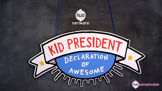 What's the Hubbub with Kid President
