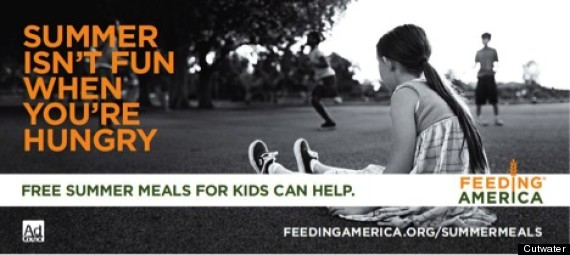 Join The Fight For a Hunger Free Summer with ConAgra Foods #HungerFreeSummer
