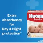 #Sponsored: Huggies Costco Sample & Promotional Coupon #MC #SnugandDryPlus