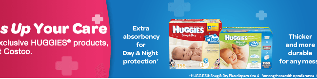 #Sponsored: Huggies Costco Sample & Promotional Coupon #MC #SnugandDryPlus