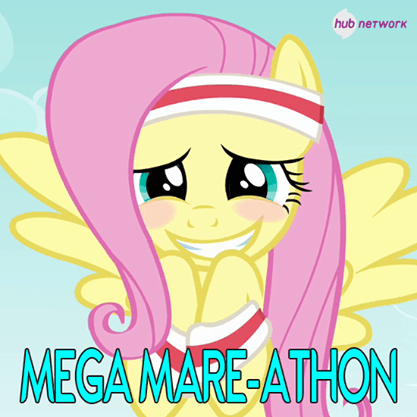 Hub Network's MY LITTLE PONY Mare-athon Starts August 4th