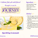 The Hundred Foot Journey July 4th Recipes