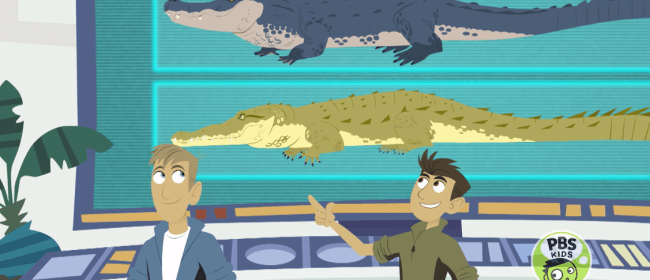 Wild Kratts Swamp Things Premieres July 21st