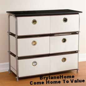 BrylaneHome 6 Drawer Organizer  Storage  Giveaway!