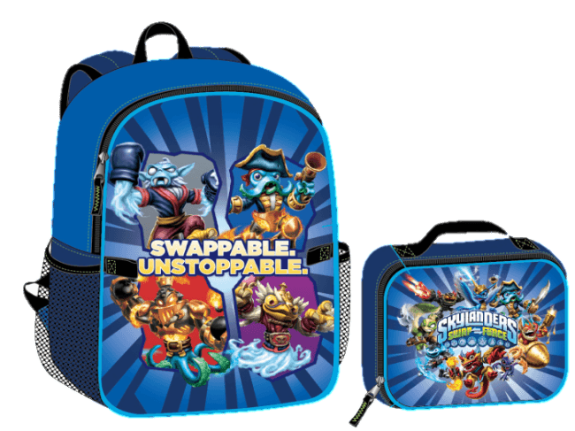 School Supplies for all Skylanders Fans