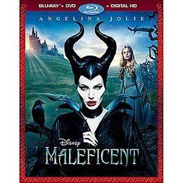 Disney - Maleficent (Blu-ray + DVD + Digital HD) (Widescreen)