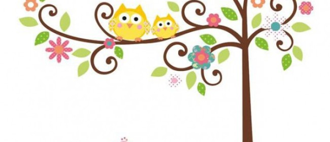 Wall Decals for Toddlers
