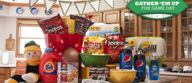 Get Ready for Football Season with Family Dollar and P&G