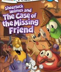 Sheerluck Holmes and The Case of the Missing Friend Book Review