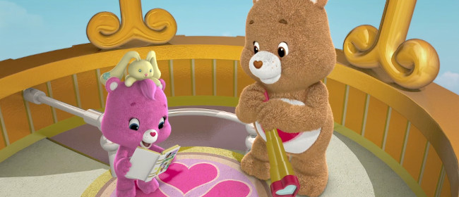Care Bears Belly Badge Rock DVD Review