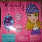 Create Your Own Beanie with Threadz