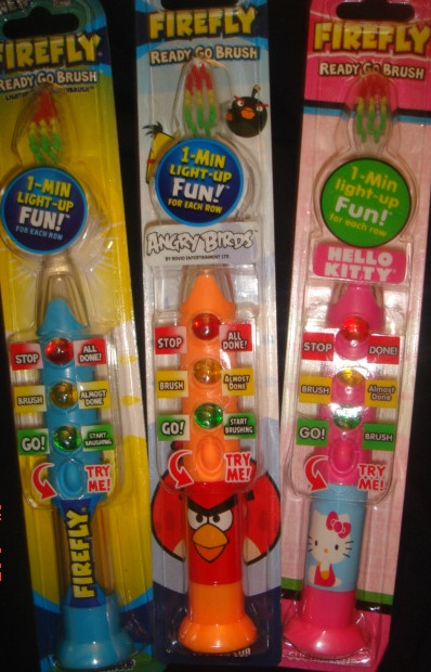 Help Kids Fight Cavities with the Firefly Ready Go Brush