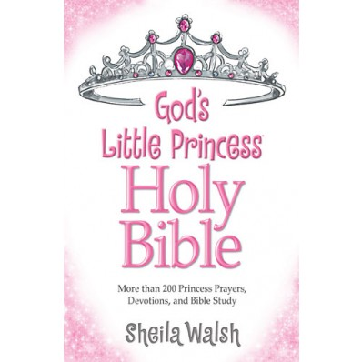 God's Little Princess Holy Bible Review