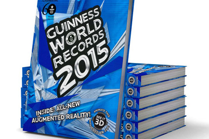 There's A Record for That?  Celebrate as Guinness Book Turns 60