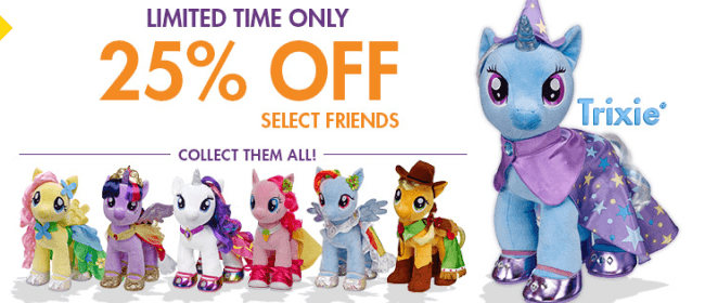 Palace Pets from Build A Bear is a Hot Holiday Toy