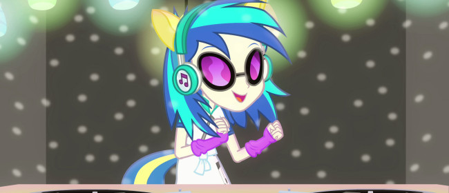 Rock Out With the Equestria Girls New DVD Release