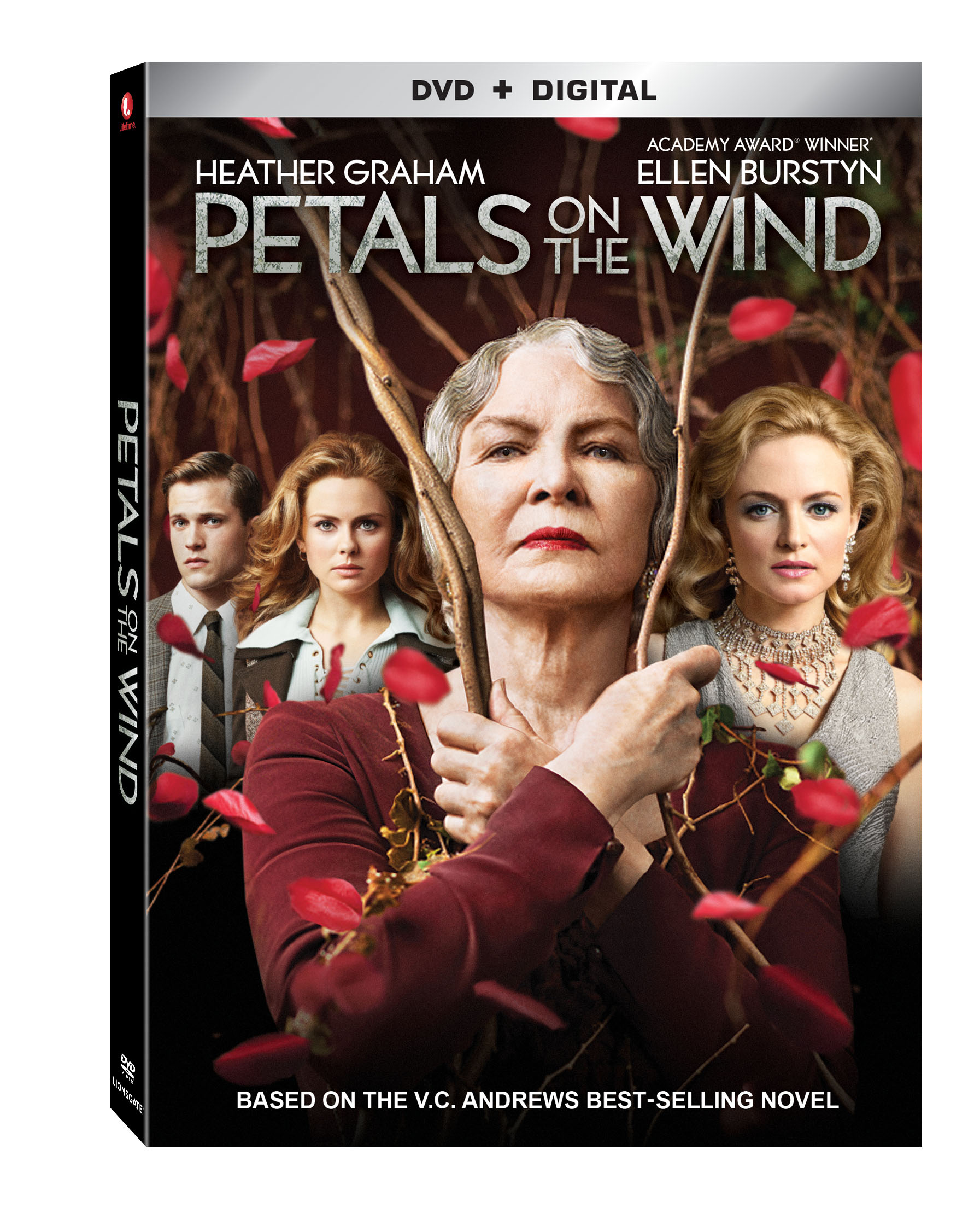 Petals the Wind DVD Review Nicki s Random Musings