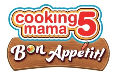 Get Cooking with Cooking Mama 5