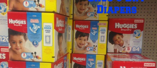 Get A SureFit with Huggies Snug & Dry Diapers #Sponsored #MC