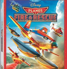 Disney's Planes Fire & Rescue DVD Review