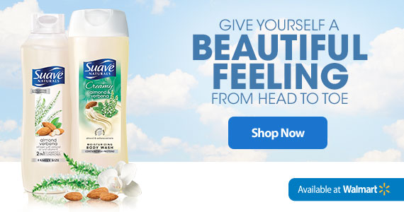 Beauty Tips, Promotions & More from Walmart Suave Hub #spon