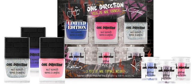 One Direction Make Up Kits Great Stocking Stuffers